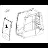 Kép 2/2 - CAT Laminált szélvédő üveg 2469987