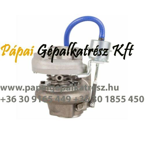 JCB 3CX 4CX Turbófeltöltő – AK motor 02/202400