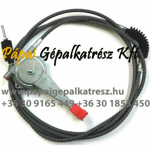 JCB 3CX 4CX gáz bowden 910/48801