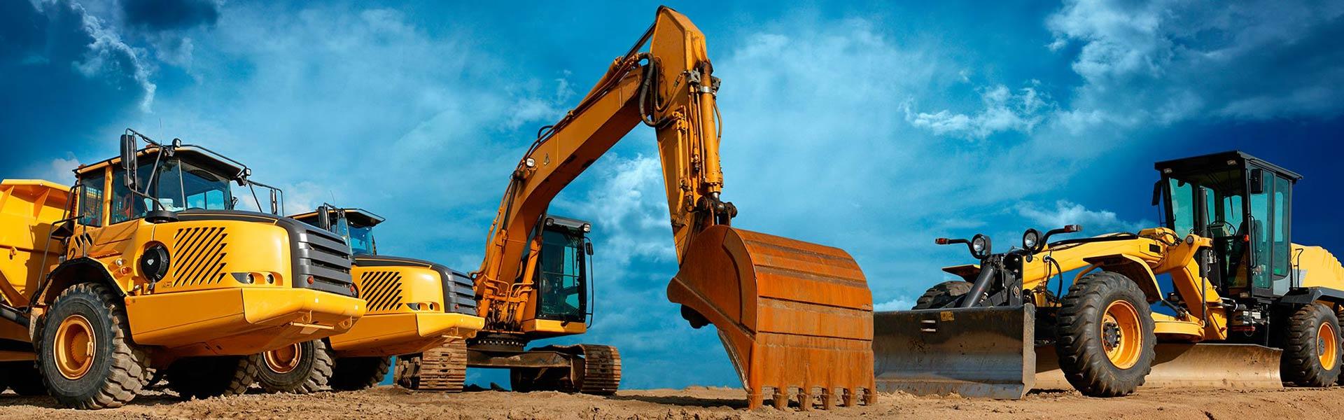 Építőipari gépalkatrészek